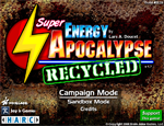 Super Energy Apocalypse Recycled